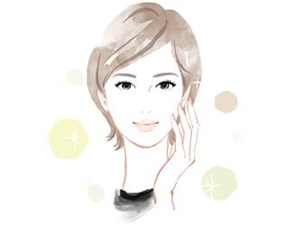 岡山市で美容鍼灸エステを受けた女性