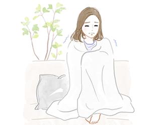 岡山市で生理痛、更年期障害、PMSに悩む女性