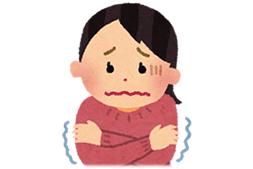 くすみに悩む岡山市の女性