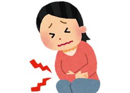 岡山市で生理痛・生理不順、PMSに悩む女性