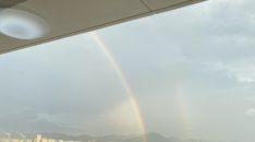 岡山市,虹,キュア,美容